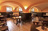 Pub im Gewölbekeller